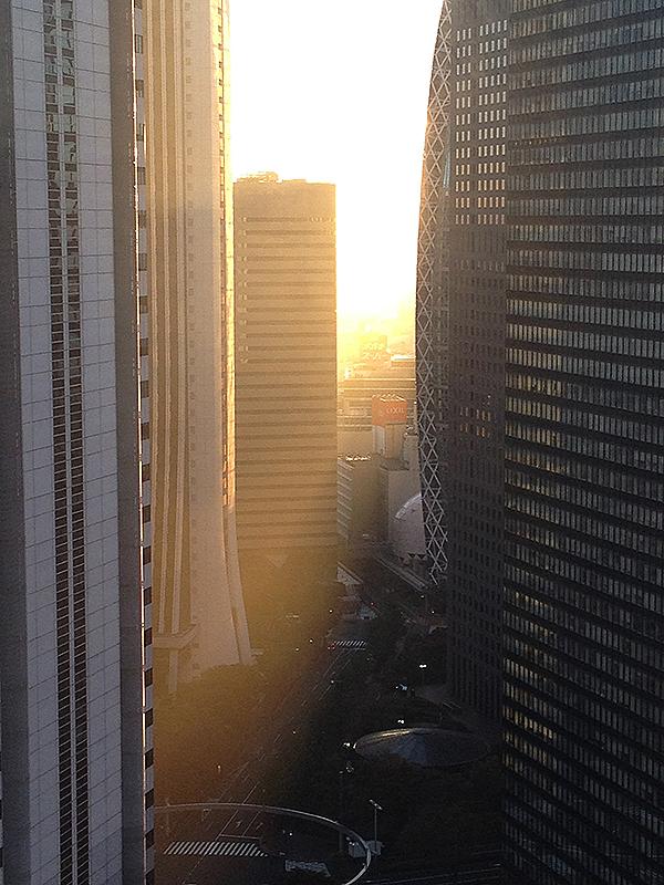 Tokyo-morgon