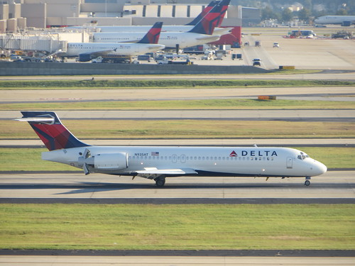 Delta Airlines First 717-200