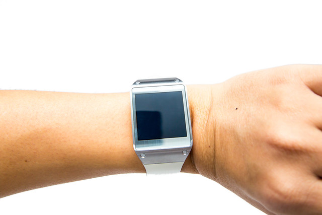 終極智慧手錶對決 (1) 科技的極致 Samsung GALAXY Gear @3C 達人廖阿輝