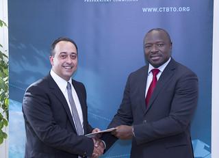 Presentation of Credentials by Malta