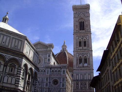 Campanile di Giotto - Florence, Italie