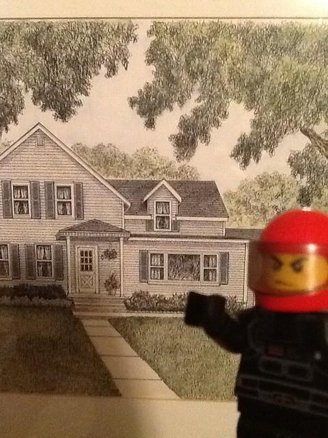 Lego protector