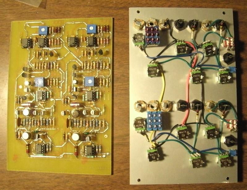 258B Wiring Setup