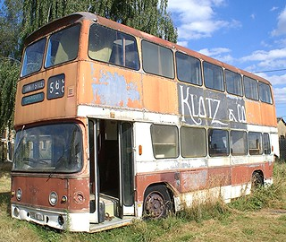 Klatz & Co Leyland Atlantean