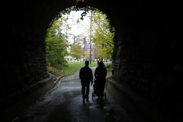 Wilkes Street tunnel
