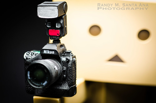 Danbo Is A Nikon Gal.