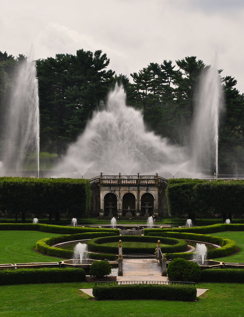Main Fountain Garden