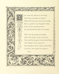 "British Library digitised image from page 24 of ""St. George and the Dragon [in verse], illustrated by J. Franklin [With a preface signed H.]"""