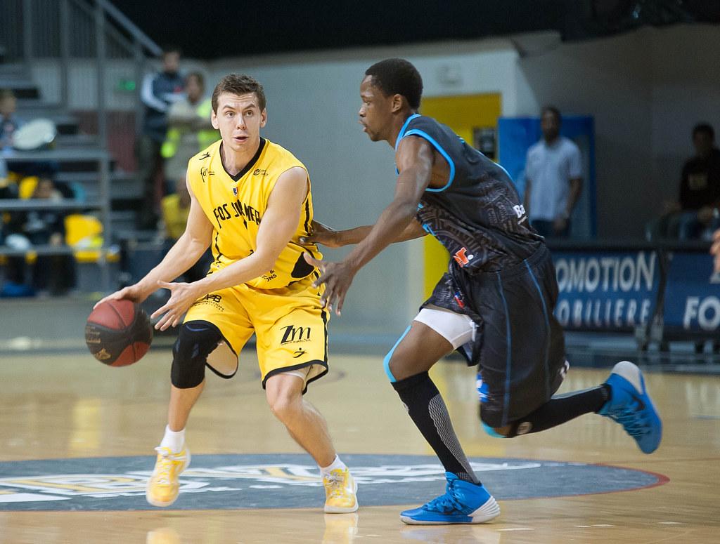 Edouard Choquet de retour à Fos — Basket