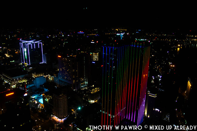 Vietnam - Ho Chi Minh - Bitexco Financial Tower - EON51 - The city at night (1)