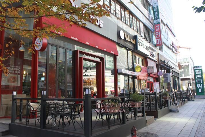 47亭子洞咖啡街