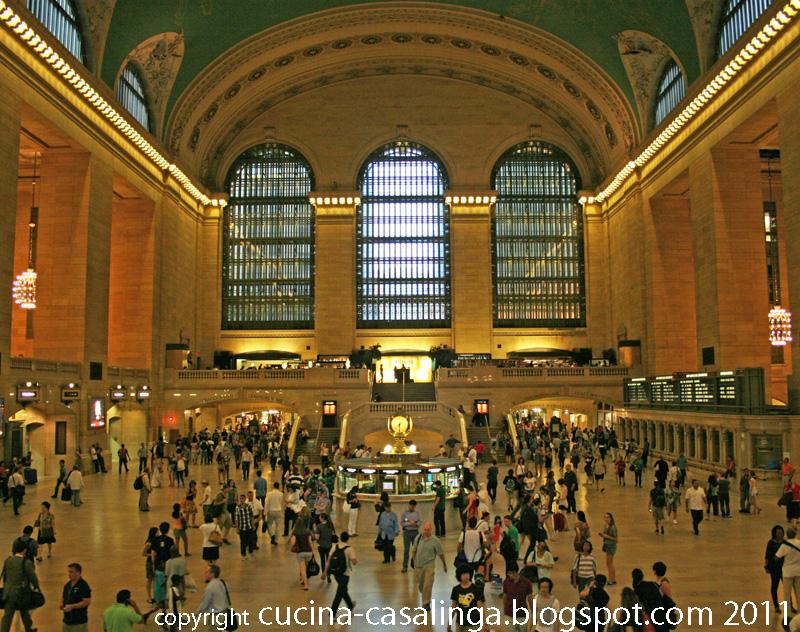 Grand Central Halle von West