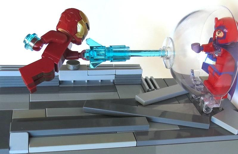 Ironman Magneto Force Field
