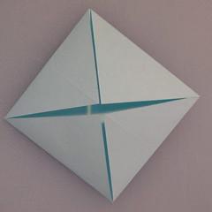 วิธีพับกระดาษเป็นรูปกล่อง 003