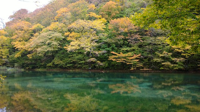 Oirase-Lake Towada