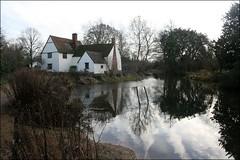 Willy Lott's Cottage, Flatford