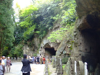 瑞巌寺・洞窟2