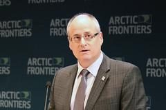 Canadian SAO Chair Patrick Borbey
