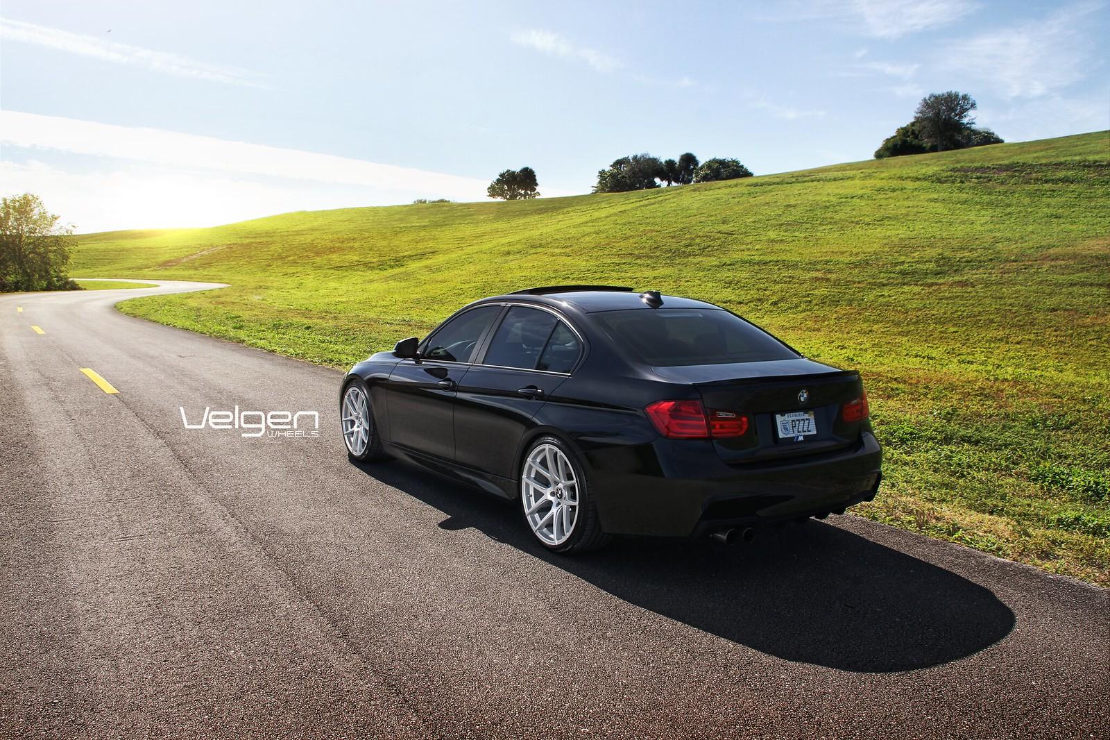 Black Bmw F30 Velgen Wheels Vmb5 Clublexus Lexus Forum