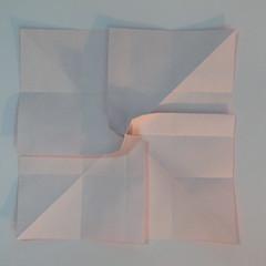 วิธีพับกระดาษพับดอกกุหลาบ 022
