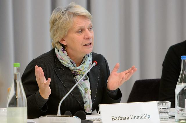 Barbara Unmüßig (Vorstand Heinrich-Böll-Stiftung), Foto: Stephan Röhl