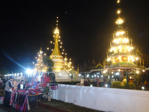 TH-Mae Hong Son-Marche de nuit (5)
