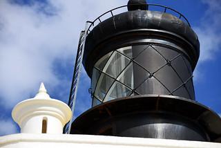 Image of Castillo del Morro Lighthouse. oldsanjuan puertorico sanjuan unescoworldheritage castillosanfelipedelmorro farolighthousecastillosanfelipedelmorro