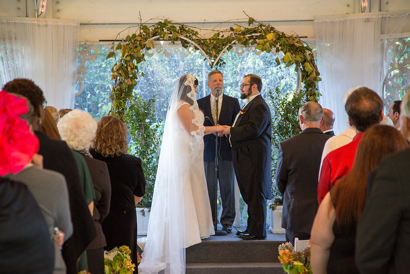 Wedding Integrate Vows With Ring Ceremony
