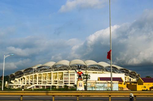 Stadium of Cabinda