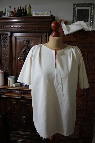Prototype de chemise