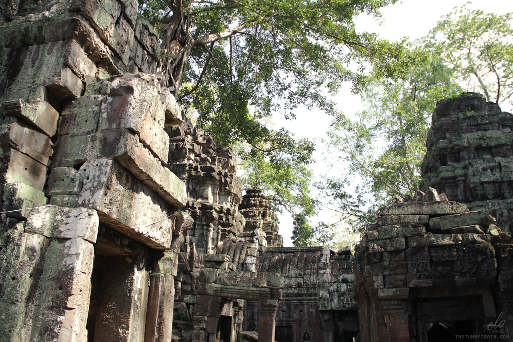 12791501214 687f12e4c7 b - Cambodia 2013: Affirming my appreciation for ruins in the Temples of Bayon and Ta Prohm