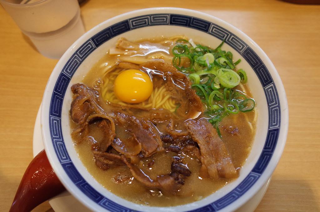 Osaka 大阪 東大拉麵