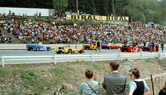 GRAND PRIX DE SPA  MAY 7, 1972