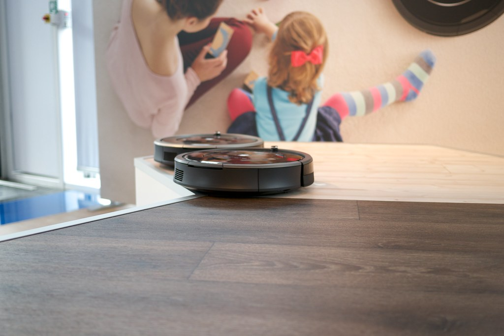 iRobot Roomba 800 event