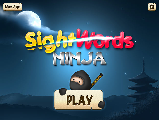Sight Words NINJA