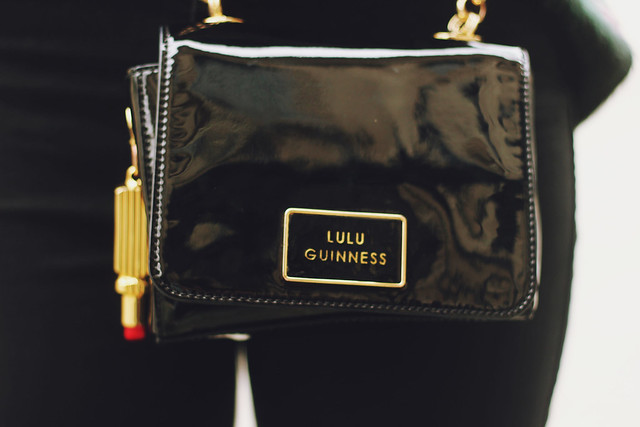 Lulu Guinness Lipstick Bag