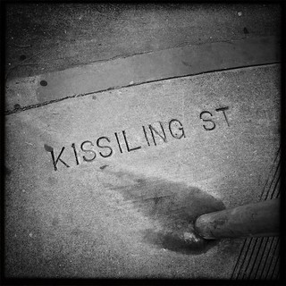 """Kissiling"" Kissling Street at 12th Street"