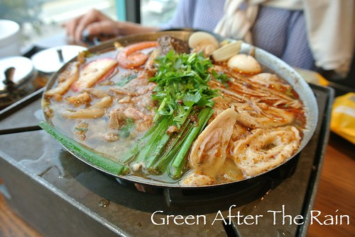 The House Special Hot Pot also know as 招牌臭臭鍋