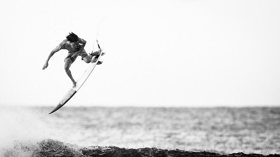 Ninja surf