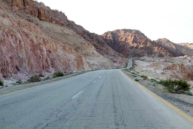 jordanie route