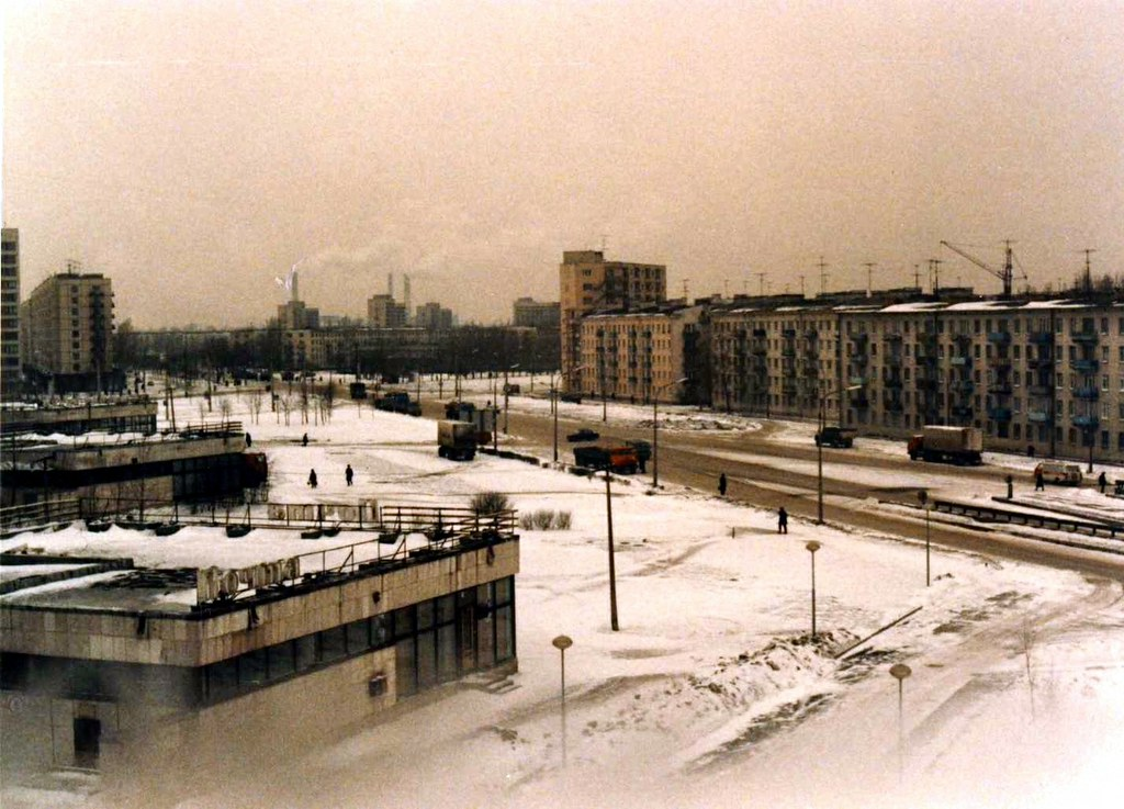 nevsky prospekt st petersburg russia
