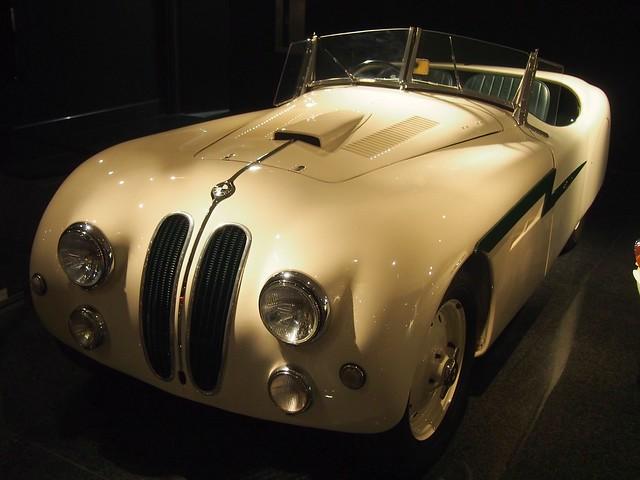 1939 Frazer Nash-BMW 328 Sports Touring Two Seater 2