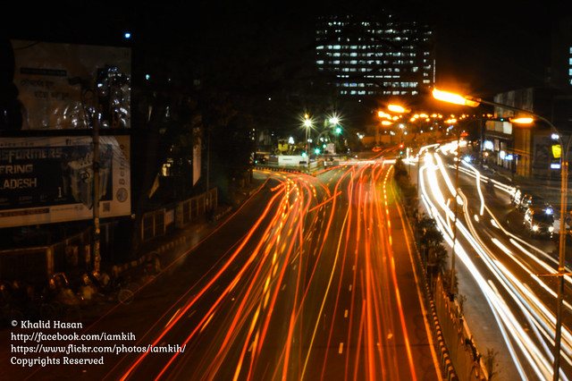 Dhaka at Night III