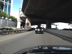 Merging on to the Freeway