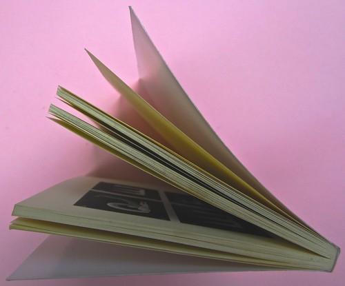 Roland Barthes, Variazioni sulla scrittura. Einaudi 1999. [Responsabilità grafica non indicata]. Taglio superiore (part.), 2