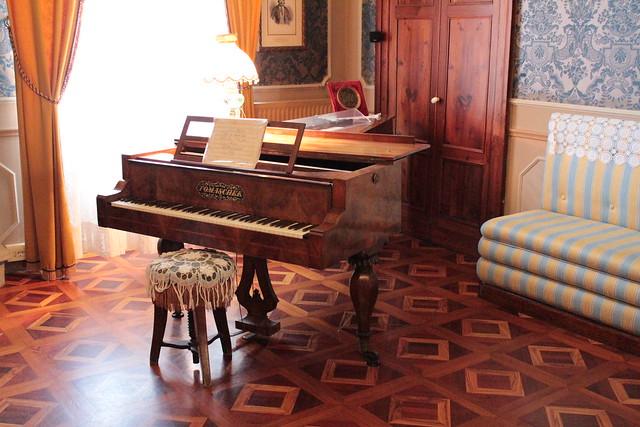 Museu Casa Barezzi - Busseto - Italia