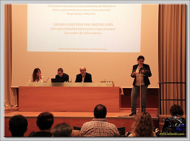 5 12 Encuentros de Telecentros en Burgos