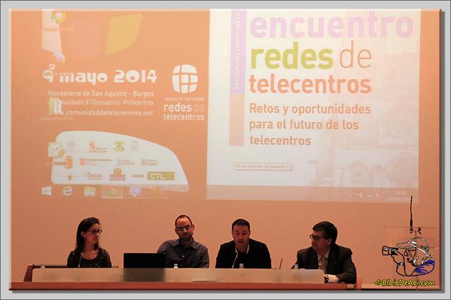 3 12 Encuentros de Telecentros en Burgos