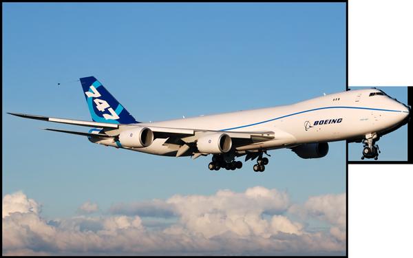 747 Frame Break