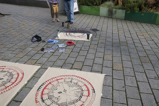 Art from Manhole covers